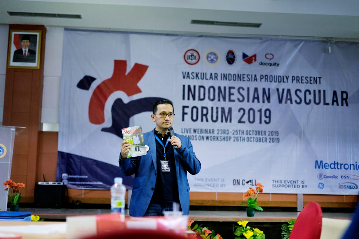 The 1st Indonesian Vascular Forum