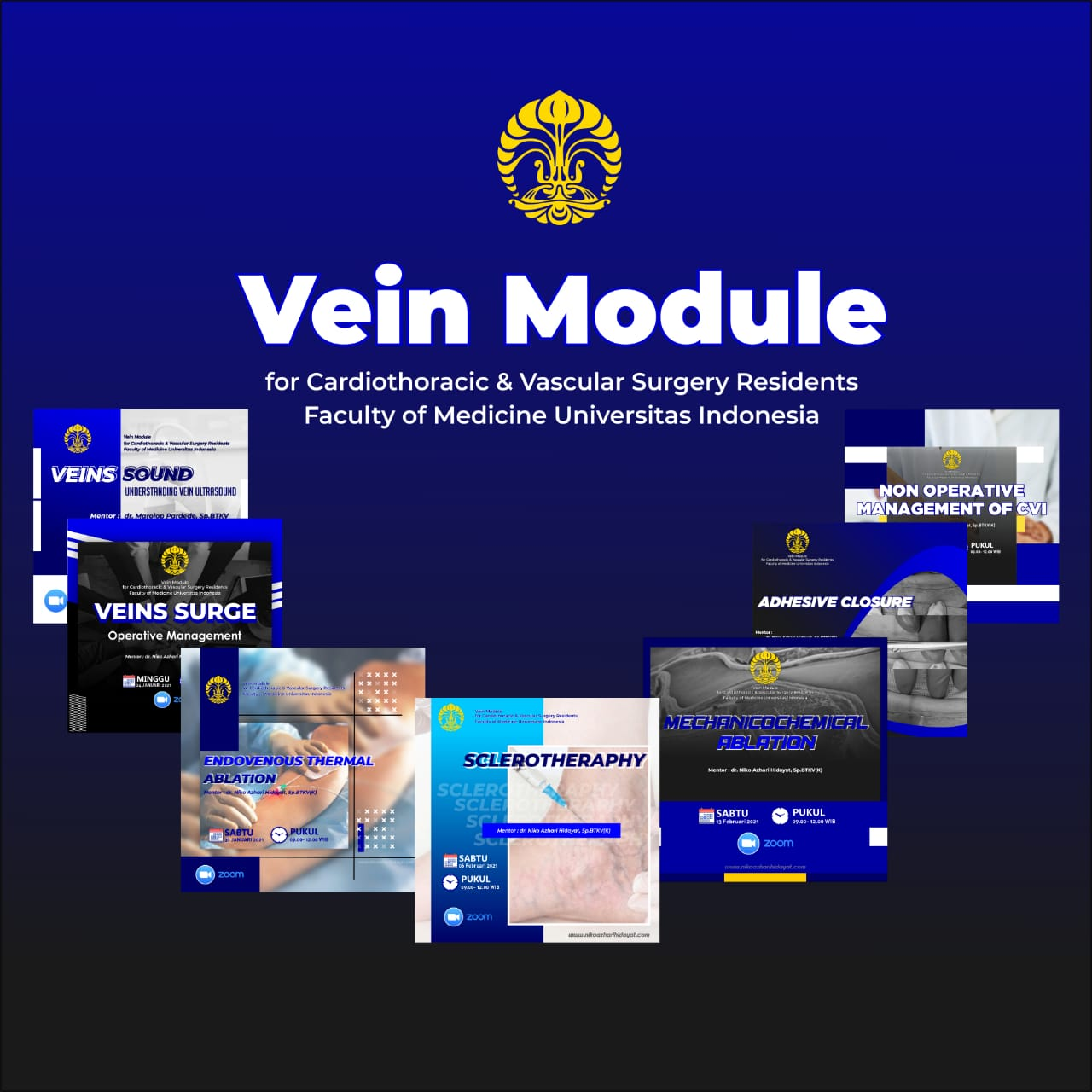 Vein and Module for Doctor